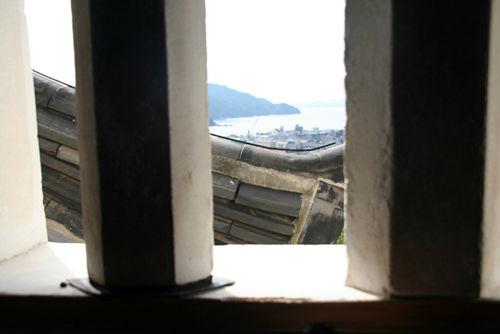 宇和島の街