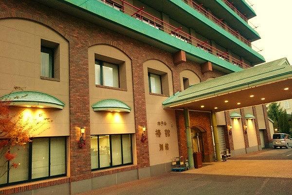 ホテル椿館別館