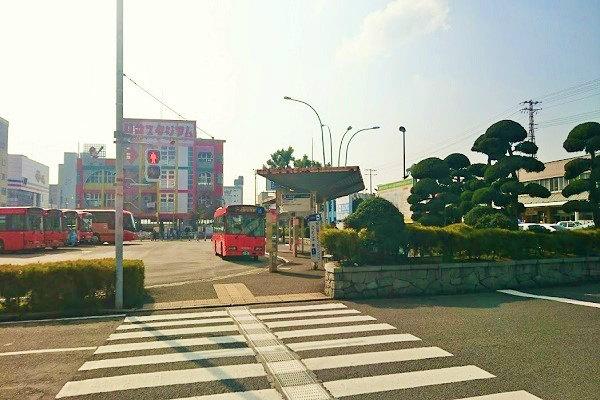 伊予鉄道バスターミナル
